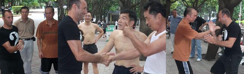 אילן אופנהיימר בסין